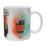 Caneca Big Bang Theory  - Explode