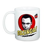 Caneca Big Bang Theory - Bazinga