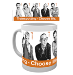 Caneca Trainspotting