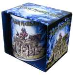 Caneca Iron Maiden - Somewhere Back In Time