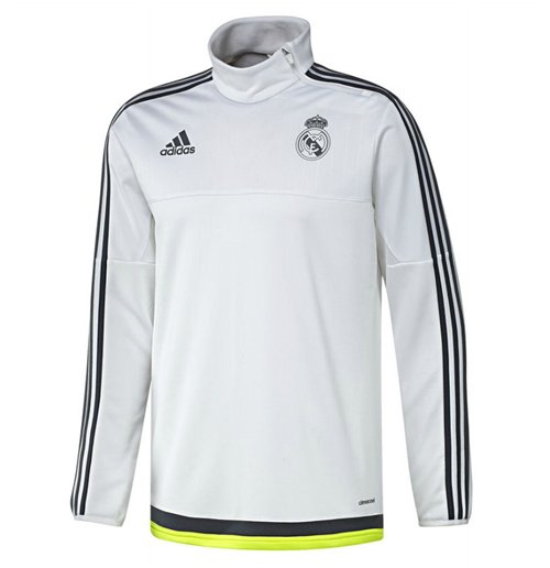 463967392 Camiseta manga longa Real Madrid 2015-2016 (Branco) Original Online