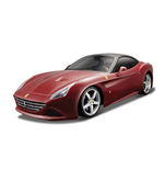 Maquete Bburago - Ferrari California T (Closed Top) 1:18