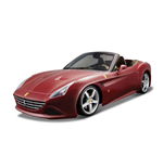 Maquete Bburago - Ferrari California T (Open Top) 1:18