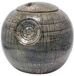 Vaso de Bolacha Star Wars 3D Death Star