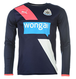 Camiseta Newcastle United 2015-2016 Third