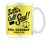 Caneca Breaking Bad  - Better Call Saul Logo