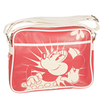 Bolsa Messenger Pequena Retro Disney - Minnie