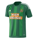 Camiseta Rapid Vienna 2015-2016 Home
