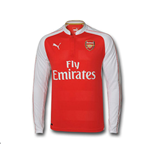Camiseta manga comprida Arsenal 2015-2016 Home