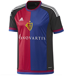 Camiseta Basileia 2015-2016 Home
