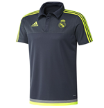 Pólo Real Madrid 2015-2016 (Cinza)