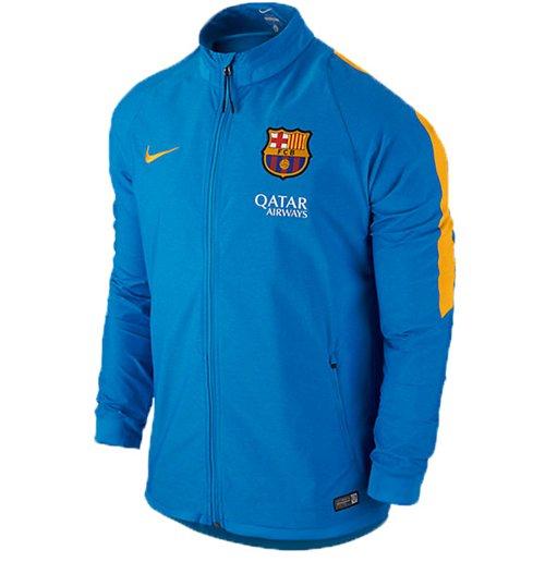 Compra Jaqueta Barcelona 2015-2016 (Azul escuro) Original ff464b7739626