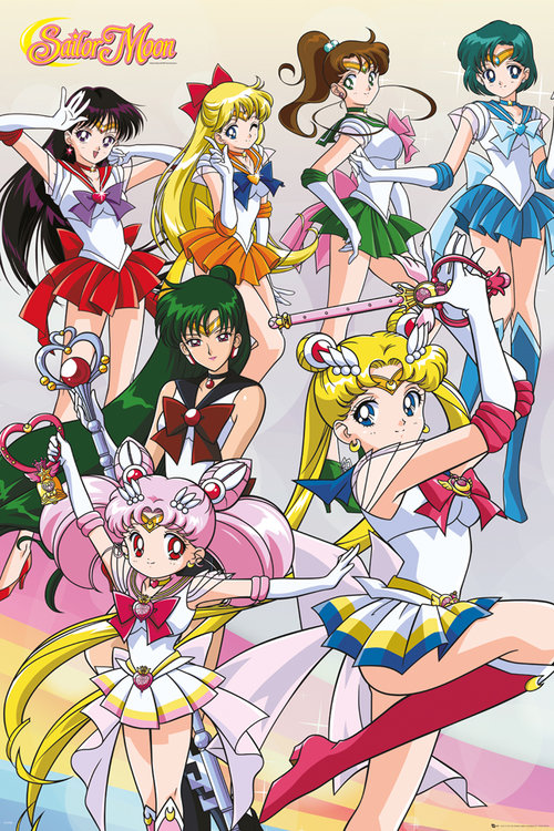 Poster Sailor Moon 143661