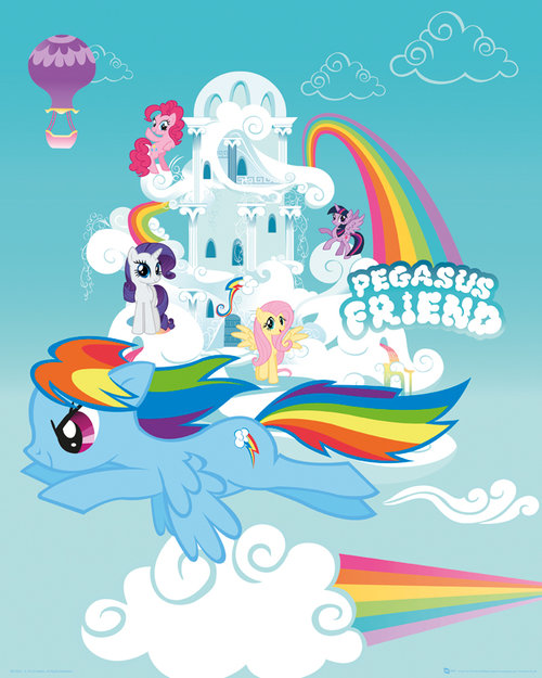 Poster My little pony 143665