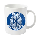 Caneca Dead Kennedys Bedtime For Democracy
