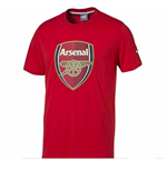 Camiseta Arsenal 2015-2016 (Vermelha)
