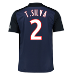 Camiseta Paris Saint-Germain 2015-2016 Home