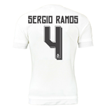 Camiseta Real Madrid 2015-2016 Home