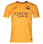 Camiseta Barcelona 2015-2016 Away