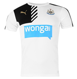 Camiseta Newcastle United 2015-2016 (Branco)