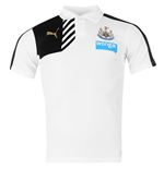Pólo Newcastle United 2015-2016 (Branco)