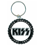 Chaveiro Kiss Buzz Saw Logo