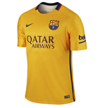 Camiseta FC Barcelona 2015-2016 Authentic Away Nike