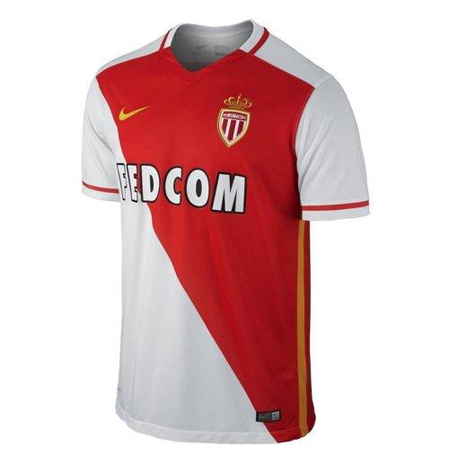 Camiseta Monaco 2015-2016 Home Original  Compra Online em Oferta effbba0e0e2ea