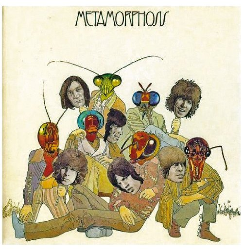 Vinil Rolling Stones (The) - Metamorphosis