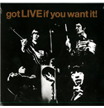Vinil Rolling Stones (The) - Got Live If You Want It (Ep)