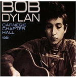 Vinil Bob Dylan - Carnegie Chapter Hall (2 Lp)