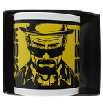 Xícara Breaking Bad - I Am The One Who Knocks
