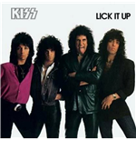 Vinil Kiss - Lick It Up