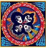 Vinil Kiss - Rock And Roll Over