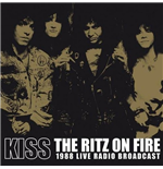 Vinil Kiss - The Ritz On Fire (2 Lp)