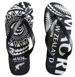 Chinelas All Blacks Tribal