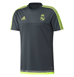 Camiseta Real Madrid 2015-2016 (Cinza)