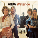 Vinil Abba - Waterloo