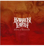 Vinil Barren Earth - The Devil's Resolve