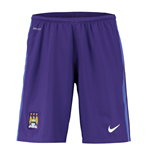 Shorts Manchester City FC 2015-2016 Home (Roxo)