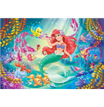 Quebra-cabeça The Little Mermaid 145430