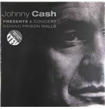 Vinil Johnny Cash - A Concert Behind Prison Walls (2 Lp)