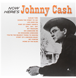 Vinil Johnny Cash - Now Here's Johnny