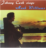 Vinil Johnny Cash - Sings Hank Williams
