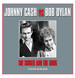 Vinil Johnny Cash / Bob Dylan - The Singer & The Song (2 Lp)