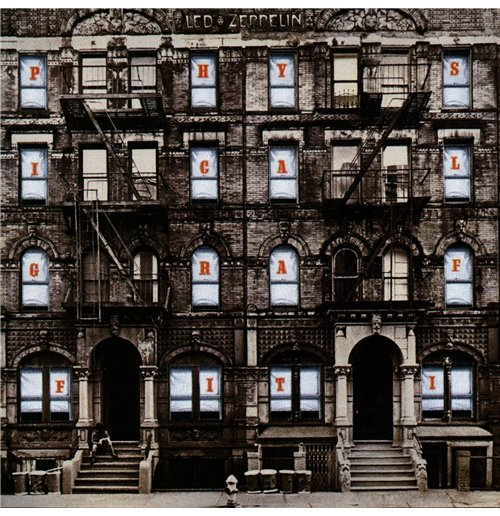 Vinil Led Zeppelin - Physical Graffiti (Remastered) (2 Lp)