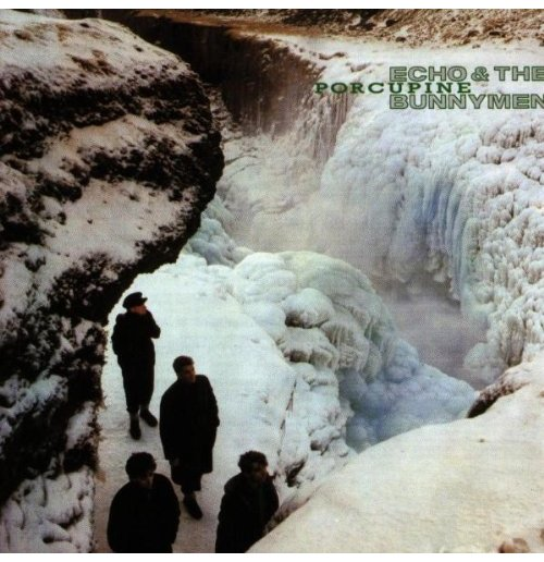 Vinil Echo & The Bunnymen - Porcupine