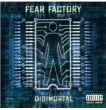 Vinil Fear Factory - Digimortal