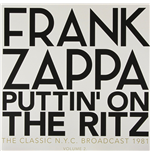 Vinil Frank Zappa - Puttin' On The Ritz - New York 81 Vol.2 (2 Lp)