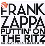 Vinil Frank Zappa - Puttin On The Ritz (Deluxe Hardcover Edition) ( 4 Lp)